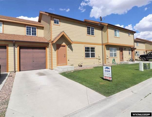 700 Shoshone #53, Green River, WY 82935 (MLS #20204215) :: RE/MAX Horizon Realty