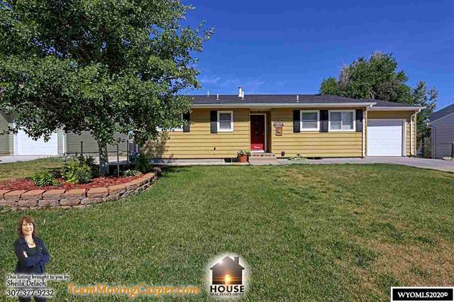 1720 Lennox Avenue, Casper, WY 82601 (MLS #20204218) :: Lisa Burridge & Associates Real Estate