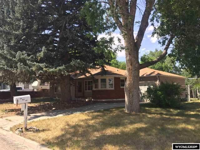 234 W Hart Street, Buffalo, WY 82834 (MLS #20204225) :: Real Estate Leaders