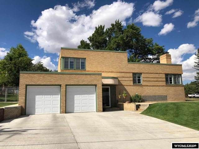 1405 W Maple Street, Rawlins, WY 82301 (MLS #20204229) :: RE/MAX The Group