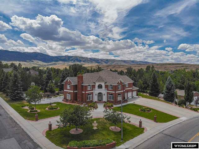 1421 Goodstein Drive, Casper, WY 82601 (MLS #20204230) :: Real Estate Leaders