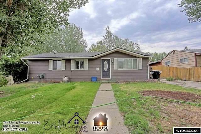 1635 Cody Avenue, Casper, WY 82604 (MLS #20204233) :: Lisa Burridge & Associates Real Estate