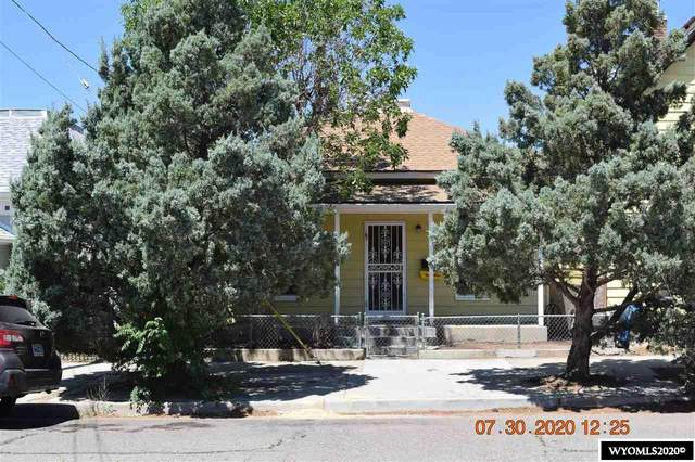 121 1st Street, Rock Springs, WY 82901 (MLS #20204235) :: RE/MAX The Group