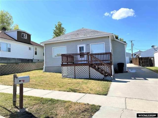 609 Emerald, Kemmerer, WY 83101 (MLS #20204242) :: Lisa Burridge & Associates Real Estate