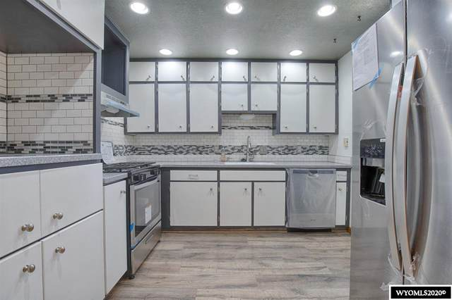 1635 S Wilson Street, Casper, WY 82601 (MLS #20204252) :: RE/MAX The Group