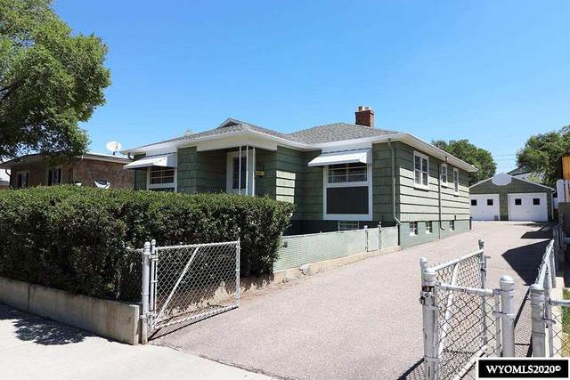 333 I Street, Rock Springs, WY 82901 (MLS #20204264) :: RE/MAX The Group