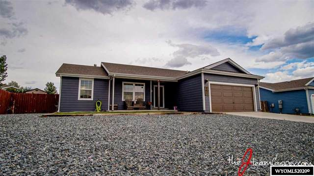 4821 Turpin, Casper, WY 82601 (MLS #20204266) :: RE/MAX The Group