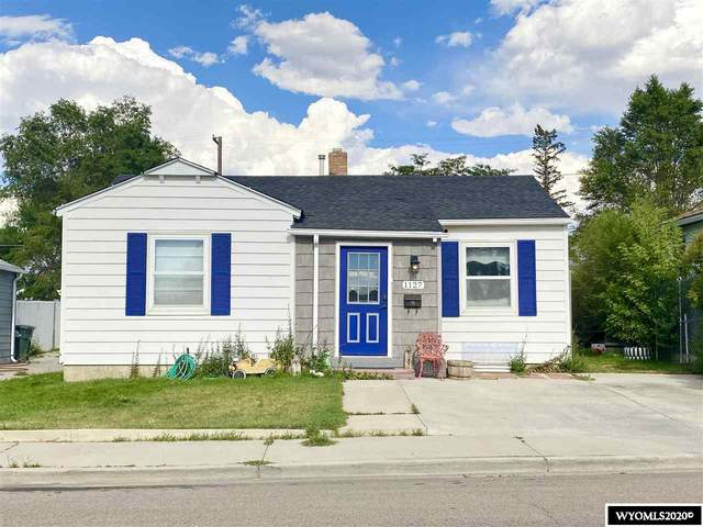 1127 Mckinley, Rock Springs, WY 82901 (MLS #20204275) :: RE/MAX The Group