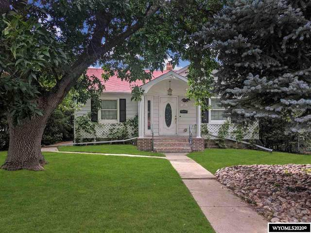 1966 Cedar, Casper, WY 82601 (MLS #20204276) :: Lisa Burridge & Associates Real Estate