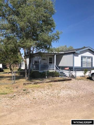 312 E Railroad, Rawlins, WY 82301 (MLS #20204296) :: RE/MAX The Group