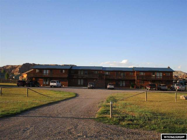 1516 Warm Springs Drive, Dubois, WY 82513 (MLS #20204297) :: Lisa Burridge & Associates Real Estate