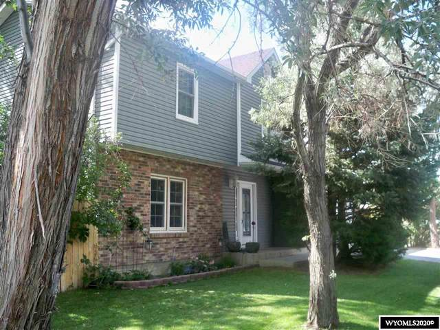 2087 Fir Drive, Rock Springs, WY 82901 (MLS #20204299) :: RE/MAX The Group