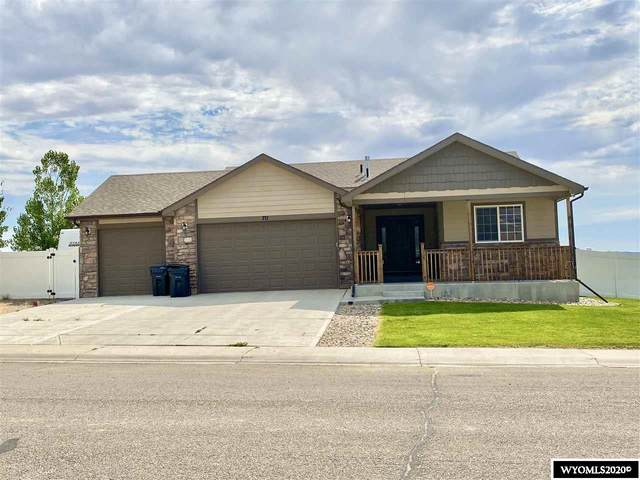 711 Daytona Dr. Drive, Rock Springs, WY 82901 (MLS #20204300) :: RE/MAX The Group