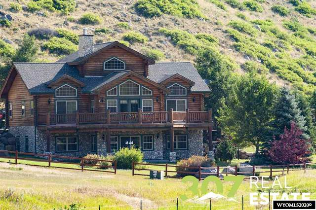 1 Deer Haven Drive, Buffalo, WY 82834 (MLS #20204303) :: RE/MAX The Group