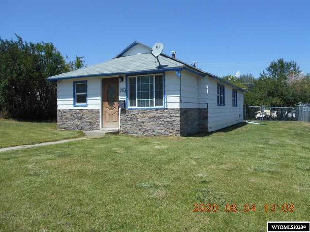 203 E Maple Street, Rawlins, WY 82301 (MLS #20204308) :: RE/MAX The Group