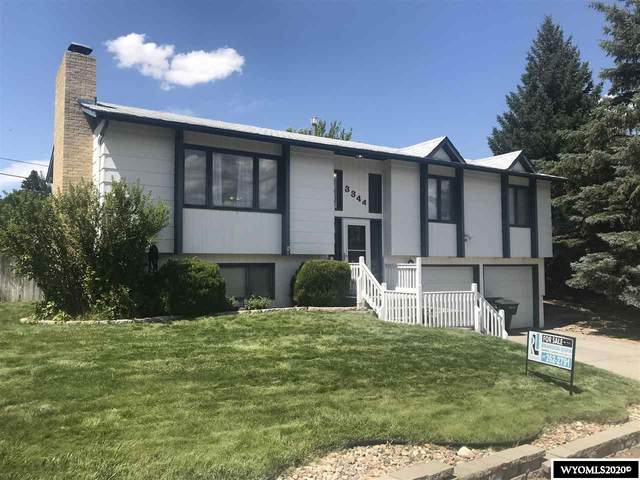 3344 Belmont Drive, Casper, WY 82604 (MLS #20204313) :: RE/MAX The Group