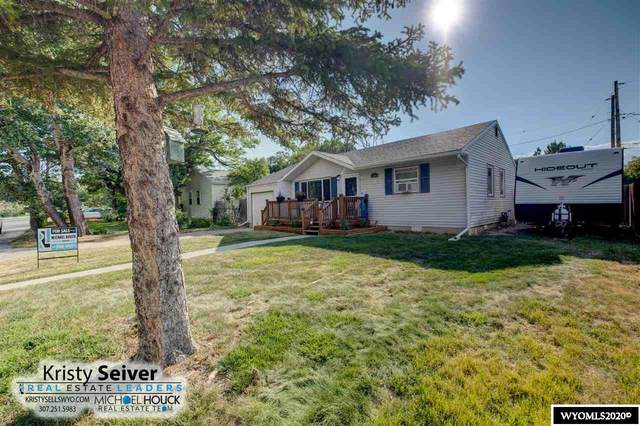 2848 Coffman Avenue, Casper, WY 82604 (MLS #20204320) :: RE/MAX The Group