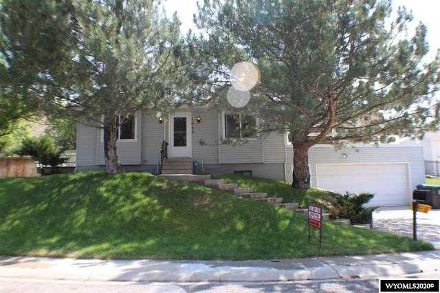 1655 Indian Hills Drive, Green River, WY 82935 (MLS #20204322) :: RE/MAX The Group