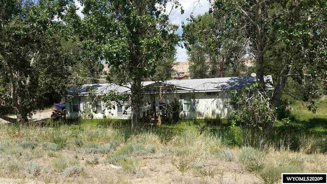 5730 Hwy 26, Dubois, WY 82513 (MLS #20204329) :: Lisa Burridge & Associates Real Estate