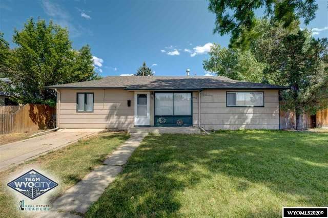 243 Lark, Casper, WY 82609 (MLS #20204331) :: Lisa Burridge & Associates Real Estate
