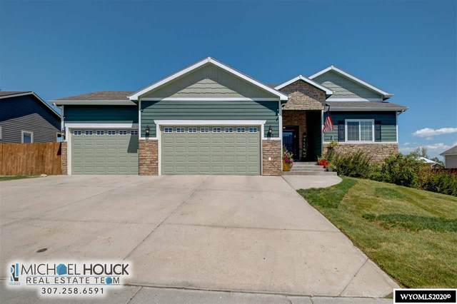 760 W 60th, Casper, WY 82601 (MLS #20204332) :: Lisa Burridge & Associates Real Estate