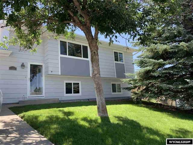 1921 E 24th Street, Casper, WY 82601 (MLS #20204343) :: Lisa Burridge & Associates Real Estate