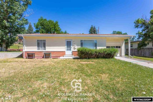 1940 Brentwood Dr, Casper, WY 82604 (MLS #20204345) :: Lisa Burridge & Associates Real Estate