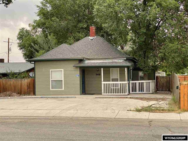 968 Lincoln Street, Lander, WY 82520 (MLS #20204348) :: RE/MAX The Group