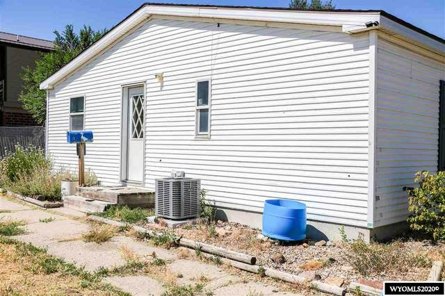 352 N Lincoln Street, Casper, WY 82601 (MLS #20204351) :: Lisa Burridge & Associates Real Estate