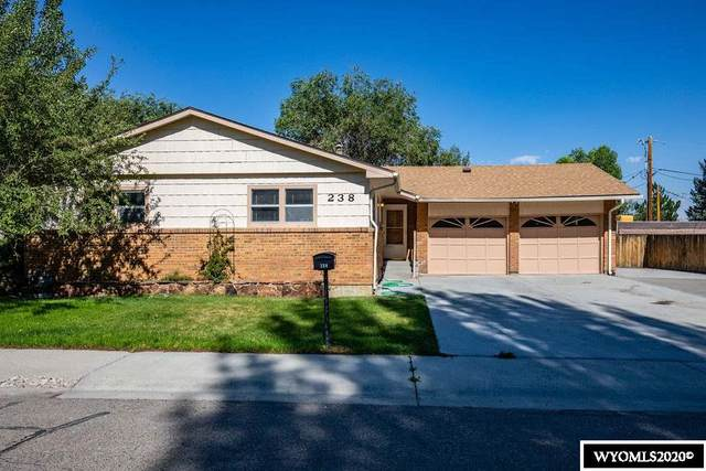 238 Jade Street, Rock Springs, WY 82901 (MLS #20204354) :: RE/MAX Horizon Realty