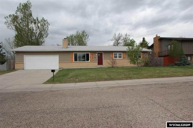 4011 Washakie Street, Casper, WY 82609 (MLS #20204355) :: Lisa Burridge & Associates Real Estate