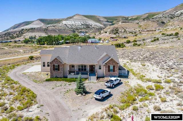 7 Beverly Hills Dr., Rock Springs, WY 82901 (MLS #20204356) :: RE/MAX The Group