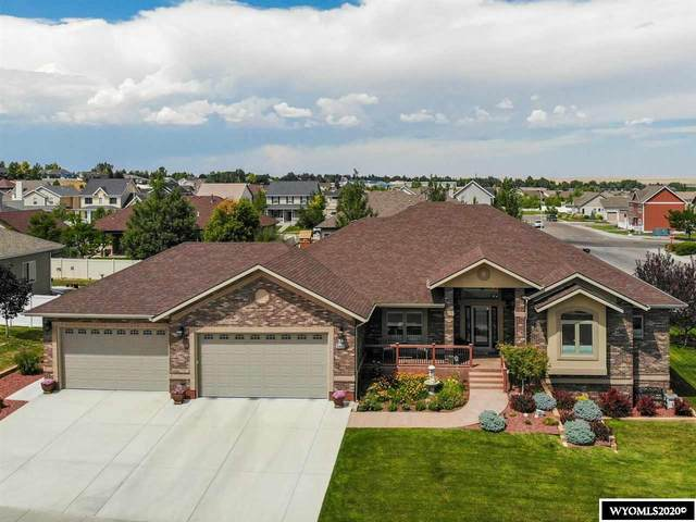 4452 E 22nd, Casper, WY 82609 (MLS #20204359) :: RE/MAX The Group
