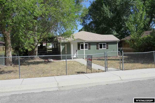 1116 E Adams, Riverton, WY 82501 (MLS #20204361) :: RE/MAX The Group