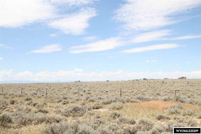 000 Pebble Drive, Riverton, WY 82501 (MLS #20204362) :: RE/MAX The Group