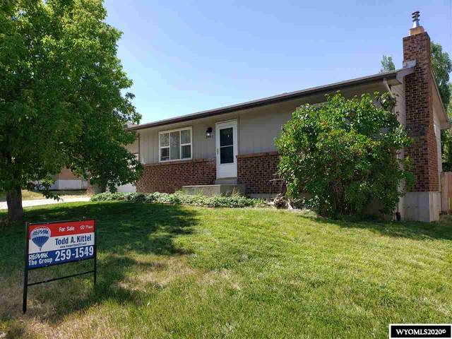 2322 Breck Ave, Casper, WY 82601 (MLS #20204378) :: RE/MAX The Group