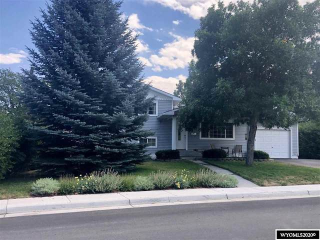 1035 Cliff Street, Lander, WY 82520 (MLS #20204384) :: RE/MAX The Group