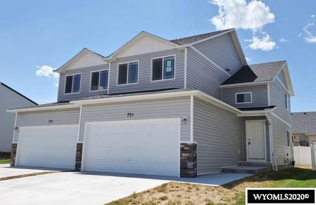 75B 26th Street, Wheatland, WY 82201 (MLS #20204385) :: RE/MAX The Group