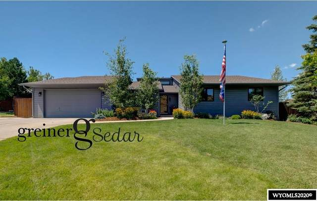 4340 S Oak, Casper, WY 82601 (MLS #20204387) :: RE/MAX The Group