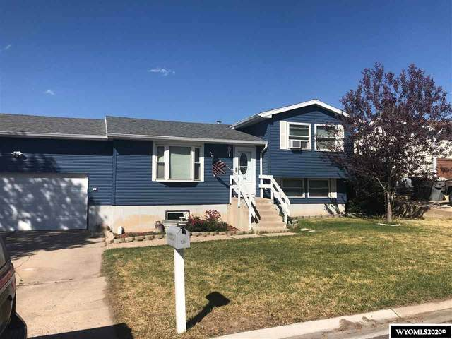 126 Hopi Ct., Evanston, WY 82930 (MLS #20204389) :: RE/MAX The Group
