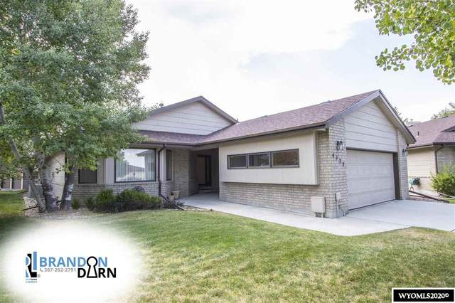 4177 Stafford Court, Casper, WY 82609 (MLS #20204398) :: RE/MAX The Group