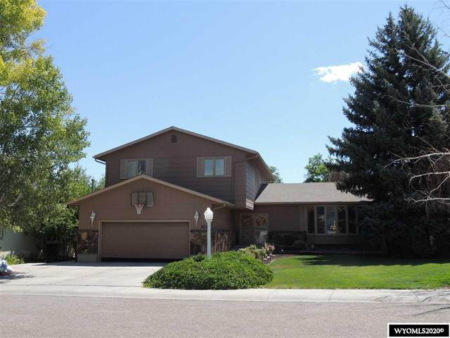1021 Cardiff, Casper, WY 82609 (MLS #20204413) :: RE/MAX The Group