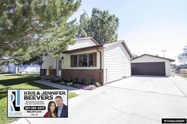 3 Begonia Street, Casper, WY 82604 (MLS #20204432) :: RE/MAX Horizon Realty