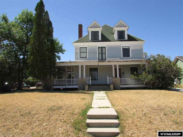 508 N Main Street, Buffalo, WY 82834 (MLS #20204439) :: RE/MAX The Group