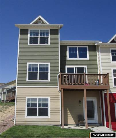 135 Fox Hills Drive, Green River, WY 82935 (MLS #20204443) :: RE/MAX The Group