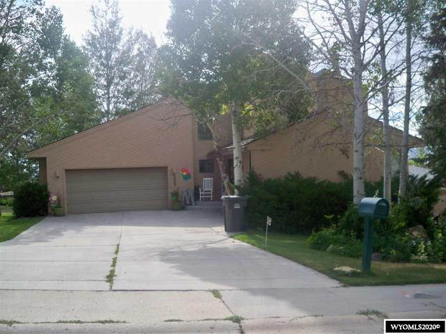 1932 Parkview Avenue, Rock Springs, WY 82901 (MLS #20204456) :: RE/MAX Horizon Realty