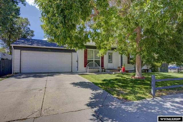 2196 Begonia, Casper, WY 82604 (MLS #20204474) :: Real Estate Leaders