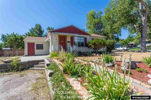 1347 W 25th St, Casper, WY 82604 (MLS #20204475) :: Real Estate Leaders