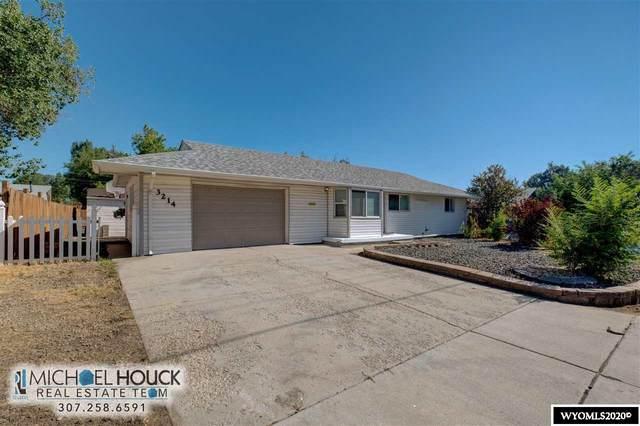 3214 2nd Street, Casper, WY 82601 (MLS #20204476) :: Real Estate Leaders