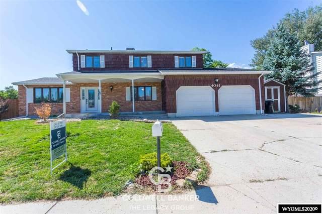 4041 Crystie Lane, Casper, WY 82609 (MLS #20204477) :: Real Estate Leaders